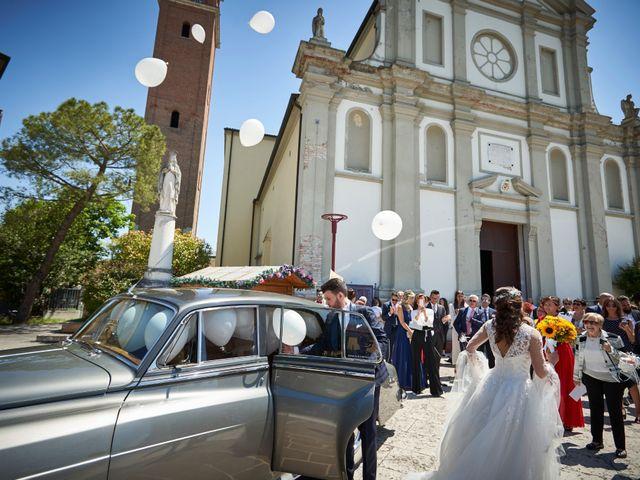 Il matrimonio di Edoardo e Alice a Cadoneghe, Padova 35