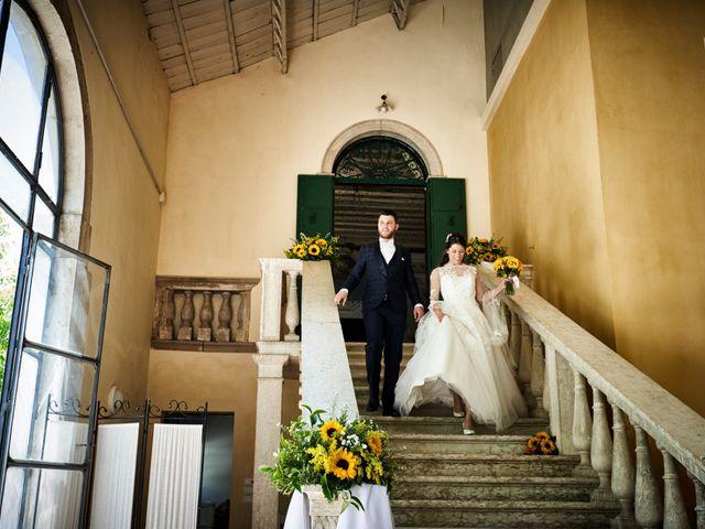 Il matrimonio di Edoardo e Alice a Cadoneghe, Padova 37