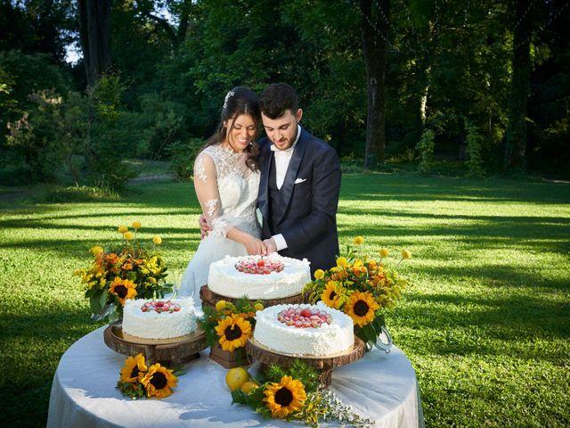 Il matrimonio di Edoardo e Alice a Cadoneghe, Padova 59