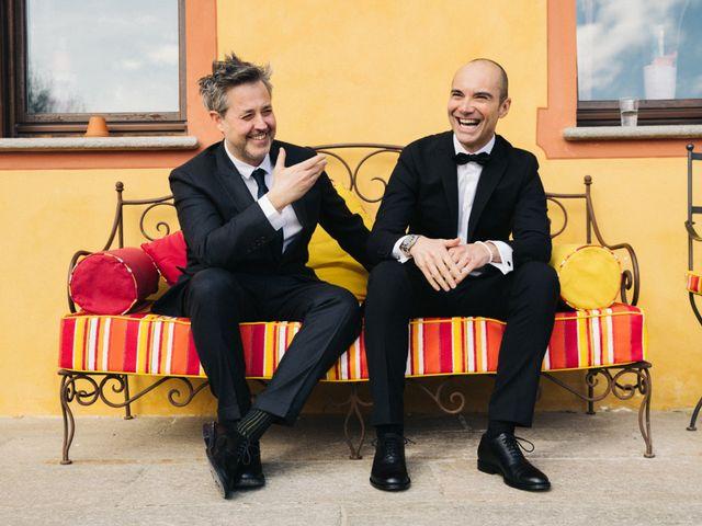 Il matrimonio di Riccardo e Elena a Buriasco, Torino 20