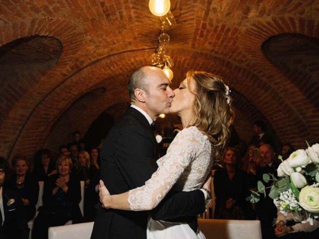 Il matrimonio di Riccardo e Elena a Buriasco, Torino 22