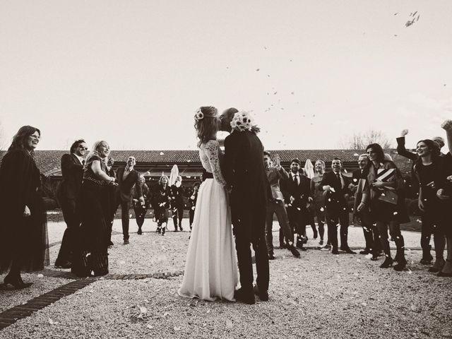 Il matrimonio di Riccardo e Elena a Buriasco, Torino 24