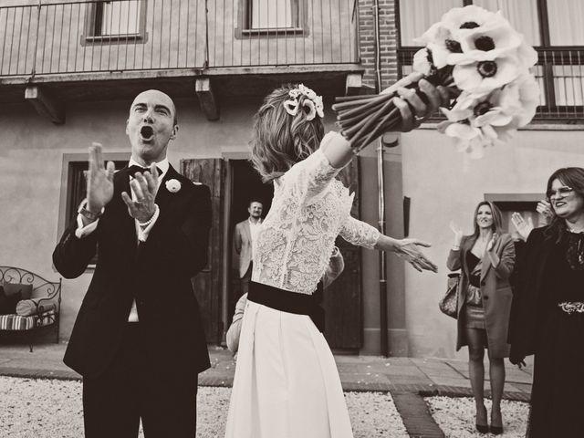 Il matrimonio di Riccardo e Elena a Buriasco, Torino 25