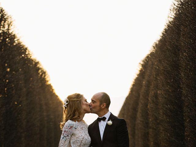 Il matrimonio di Riccardo e Elena a Buriasco, Torino 1