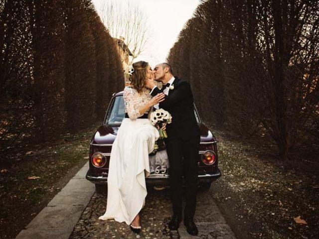 Il matrimonio di Riccardo e Elena a Buriasco, Torino 32
