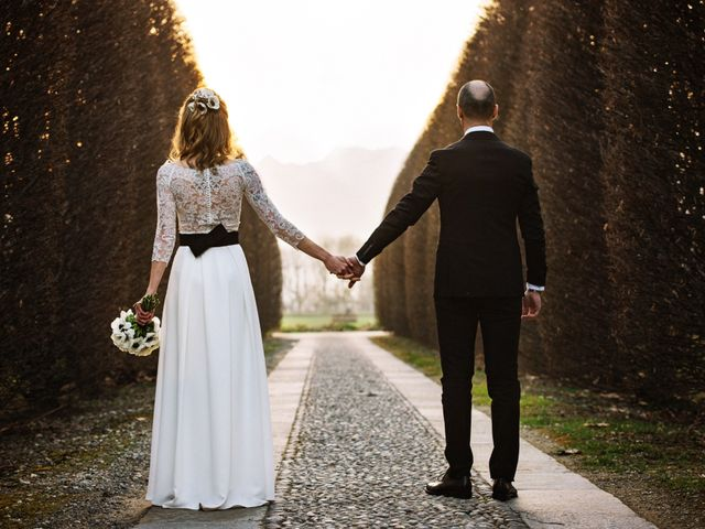Il matrimonio di Riccardo e Elena a Buriasco, Torino 2