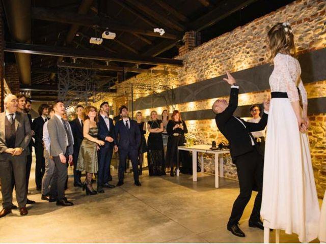 Il matrimonio di Riccardo e Elena a Buriasco, Torino 36