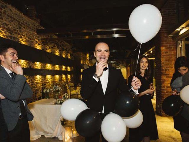 Il matrimonio di Riccardo e Elena a Buriasco, Torino 39