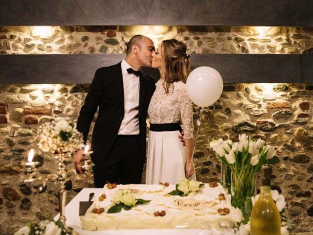 Il matrimonio di Riccardo e Elena a Buriasco, Torino 40