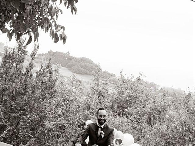 Il matrimonio di Miguel e Andrea a Lugo di Vicenza, Vicenza 21