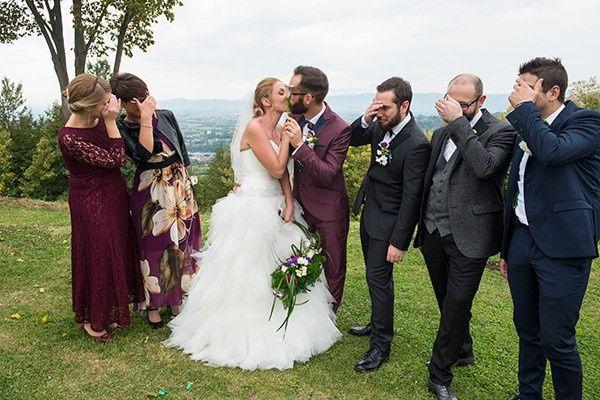 Il matrimonio di Miguel e Andrea a Lugo di Vicenza, Vicenza 40
