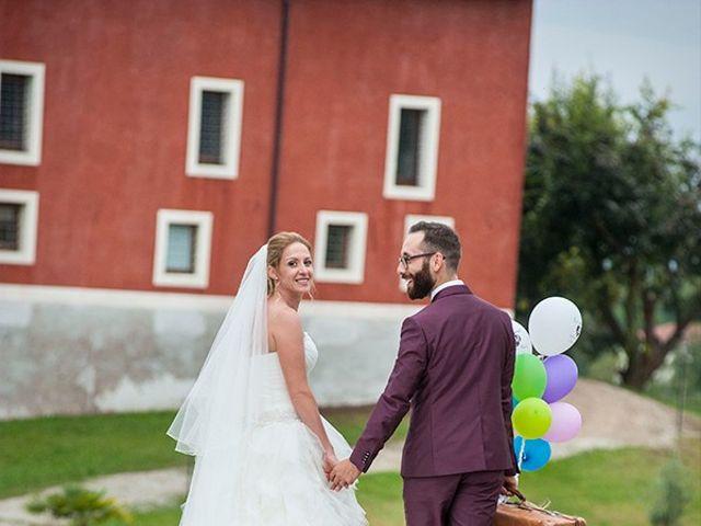 Il matrimonio di Miguel e Andrea a Lugo di Vicenza, Vicenza 56