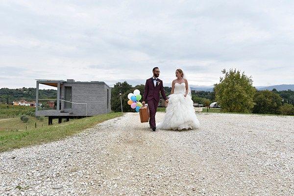 Il matrimonio di Miguel e Andrea a Lugo di Vicenza, Vicenza 58