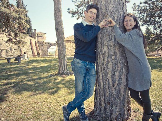 Il matrimonio di Roberto e Alessia a San Paolo d'Argon, Bergamo 10