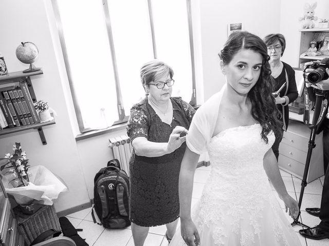 Il matrimonio di Roberto e Alessia a San Paolo d'Argon, Bergamo 34