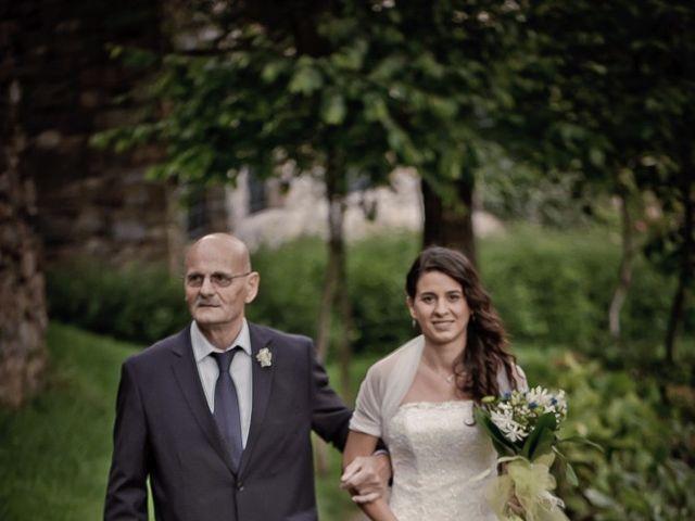 Il matrimonio di Roberto e Alessia a San Paolo d'Argon, Bergamo 50