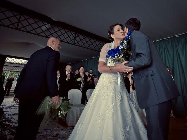 Il matrimonio di Roberto e Alessia a San Paolo d'Argon, Bergamo 53