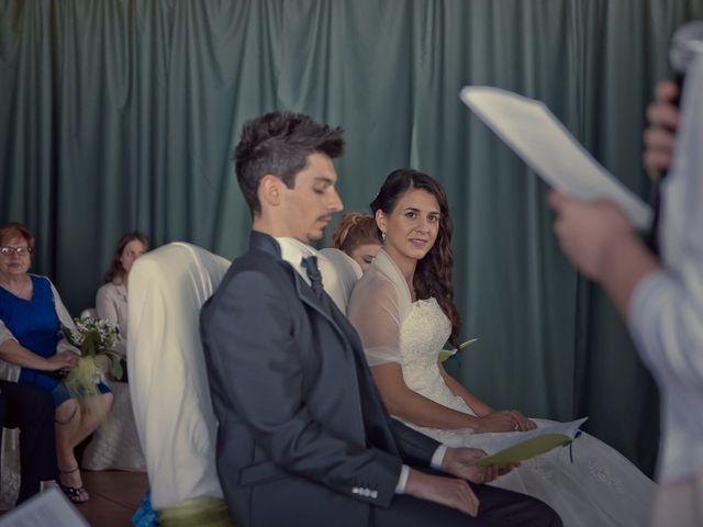 Il matrimonio di Roberto e Alessia a San Paolo d'Argon, Bergamo 56