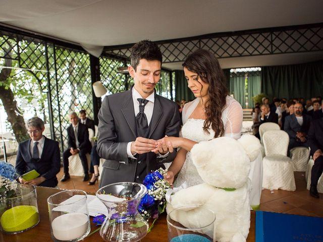 Il matrimonio di Roberto e Alessia a San Paolo d'Argon, Bergamo 60