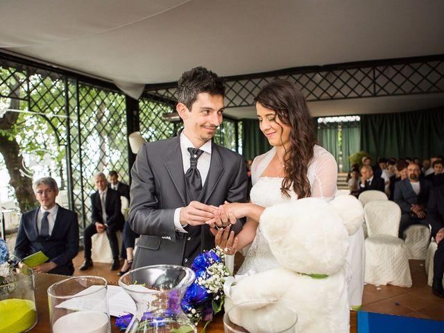 Il matrimonio di Roberto e Alessia a San Paolo d'Argon, Bergamo 61