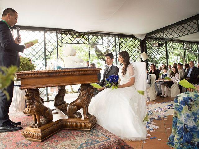 Il matrimonio di Roberto e Alessia a San Paolo d'Argon, Bergamo 62
