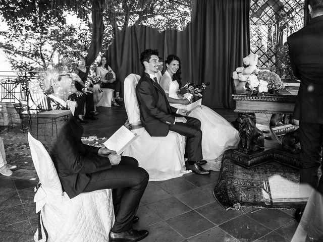 Il matrimonio di Roberto e Alessia a San Paolo d'Argon, Bergamo 63