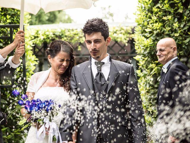 Il matrimonio di Roberto e Alessia a San Paolo d'Argon, Bergamo 67