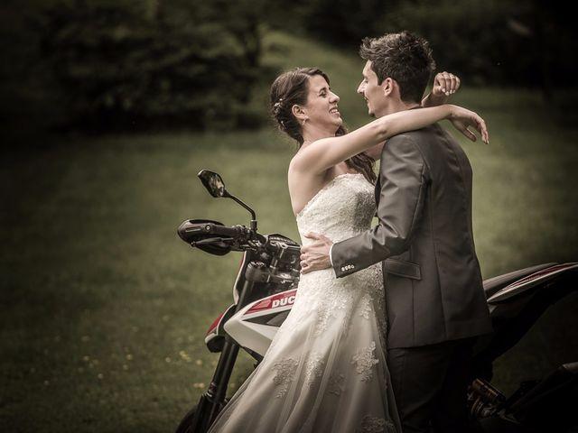 Il matrimonio di Roberto e Alessia a San Paolo d'Argon, Bergamo 73