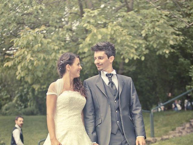 Il matrimonio di Roberto e Alessia a San Paolo d'Argon, Bergamo 74
