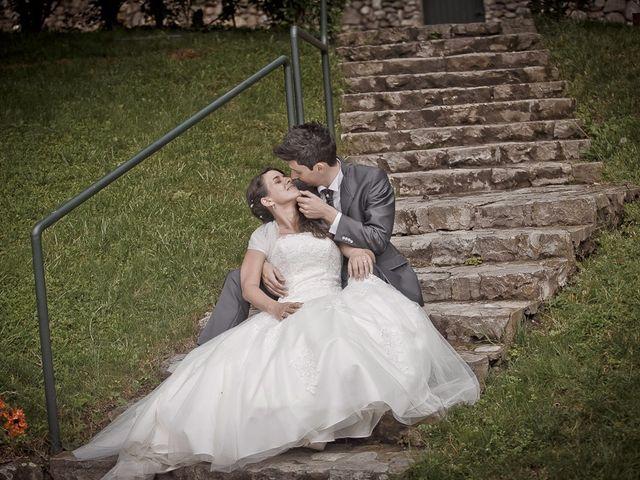 Il matrimonio di Roberto e Alessia a San Paolo d'Argon, Bergamo 75