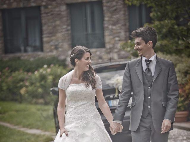 Il matrimonio di Roberto e Alessia a San Paolo d'Argon, Bergamo 76