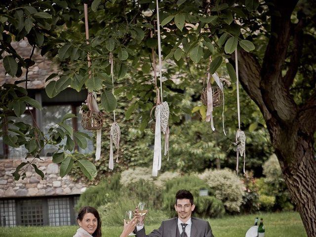 Il matrimonio di Roberto e Alessia a San Paolo d'Argon, Bergamo 81