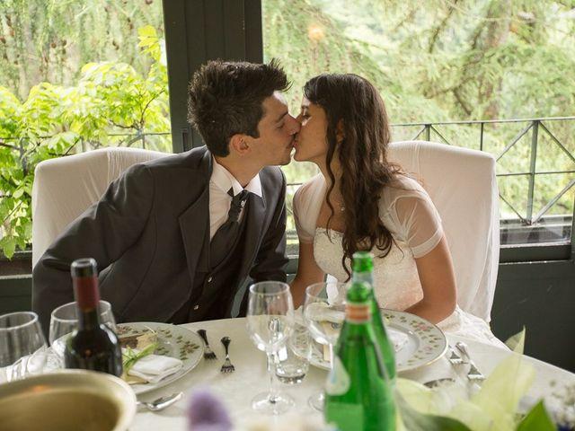 Il matrimonio di Roberto e Alessia a San Paolo d'Argon, Bergamo 82