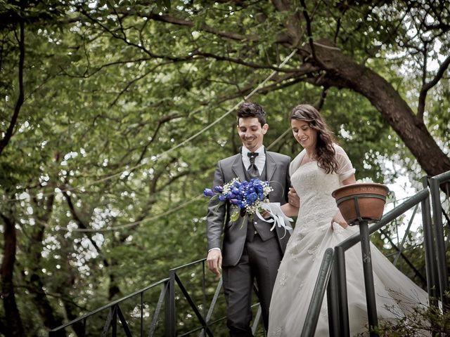 Il matrimonio di Roberto e Alessia a San Paolo d'Argon, Bergamo 83