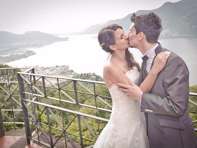 Il matrimonio di Roberto e Alessia a San Paolo d'Argon, Bergamo 90