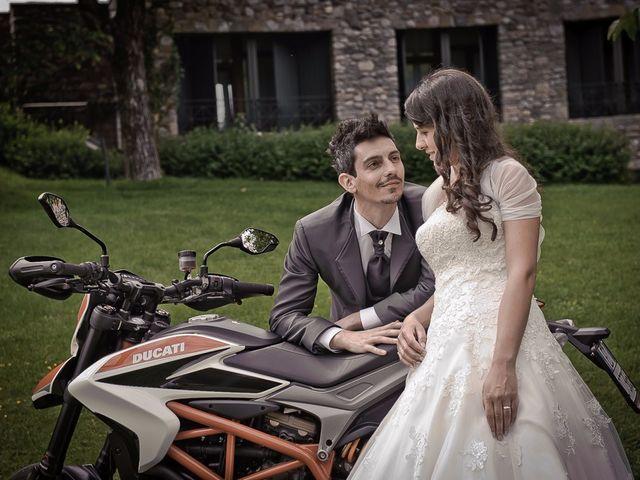 Il matrimonio di Roberto e Alessia a San Paolo d'Argon, Bergamo 93