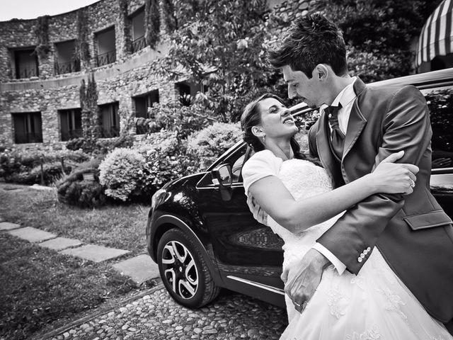 Il matrimonio di Roberto e Alessia a San Paolo d'Argon, Bergamo 96