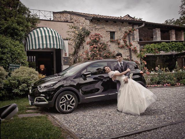 Il matrimonio di Roberto e Alessia a San Paolo d'Argon, Bergamo 1