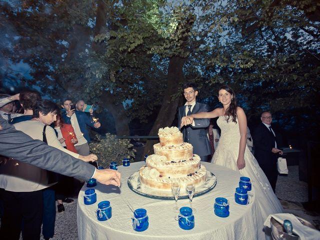 Il matrimonio di Roberto e Alessia a San Paolo d'Argon, Bergamo 99