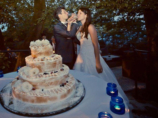 Il matrimonio di Roberto e Alessia a San Paolo d'Argon, Bergamo 100