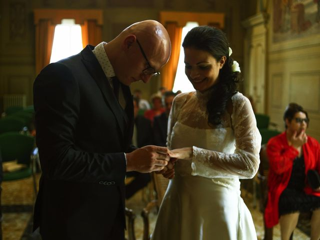 Il matrimonio di Pasquale e Lucia a Forlì, Forlì-Cesena 20