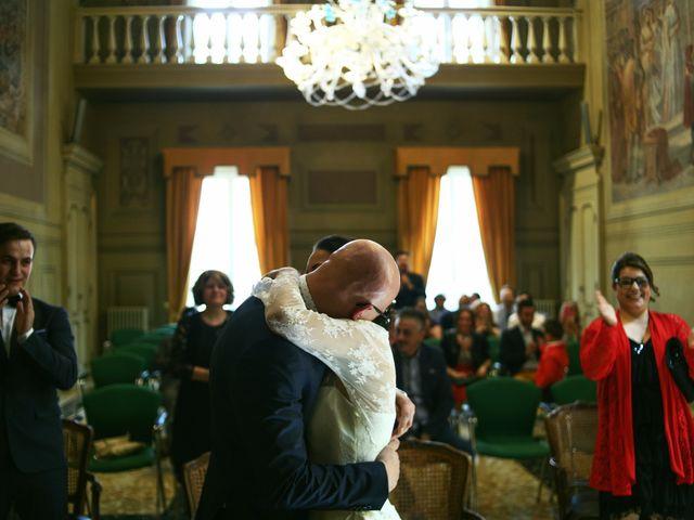 Il matrimonio di Pasquale e Lucia a Forlì, Forlì-Cesena 21