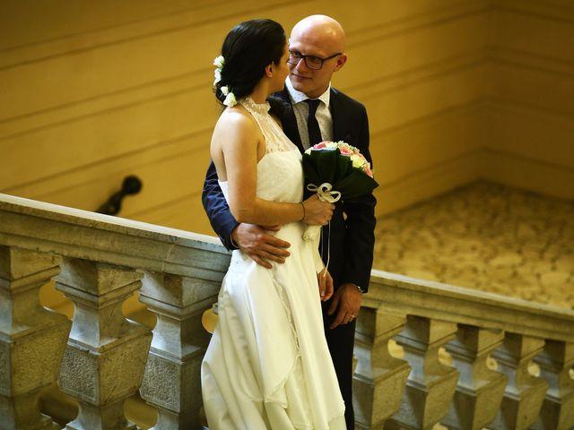 Il matrimonio di Pasquale e Lucia a Forlì, Forlì-Cesena 25