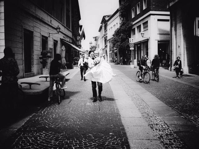 Il matrimonio di Pasquale e Lucia a Forlì, Forlì-Cesena 30