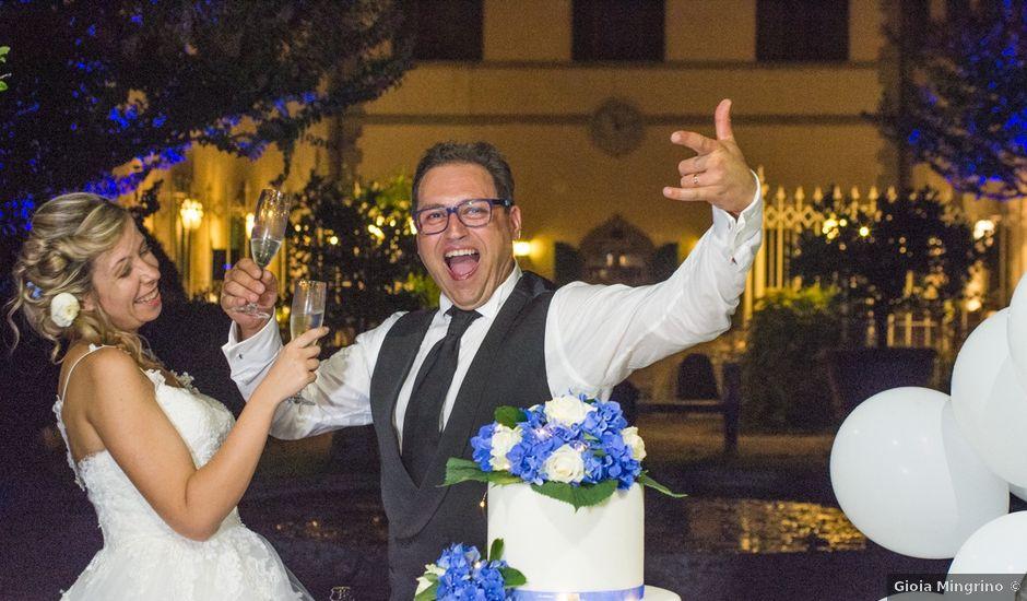 Il matrimonio di Massimo e Benedetta a Quarrata, Pistoia