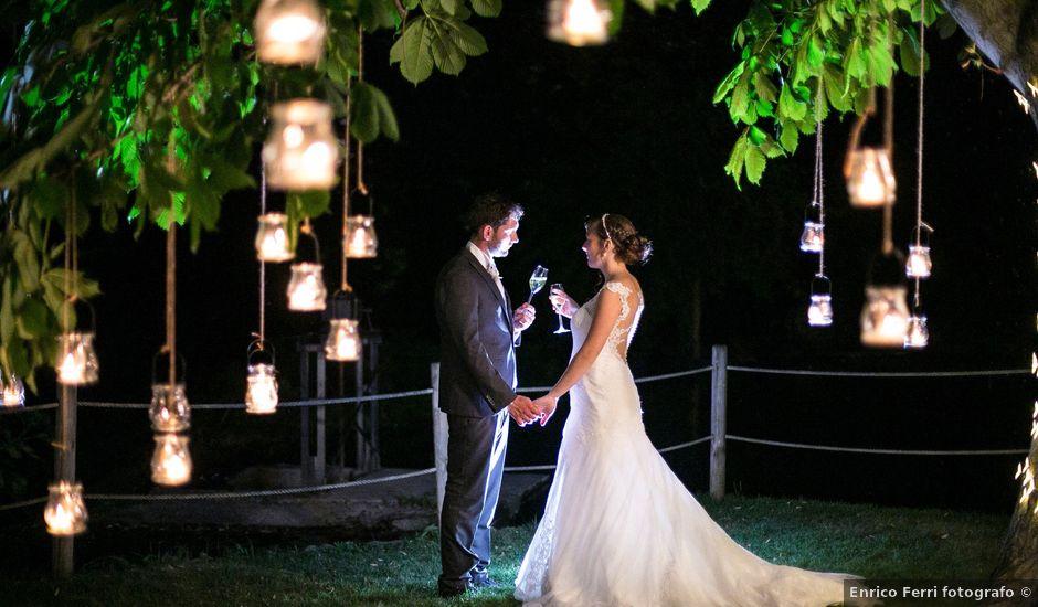 Il matrimonio di Mirko e Elisa a Castiglione delle Stiviere, Mantova