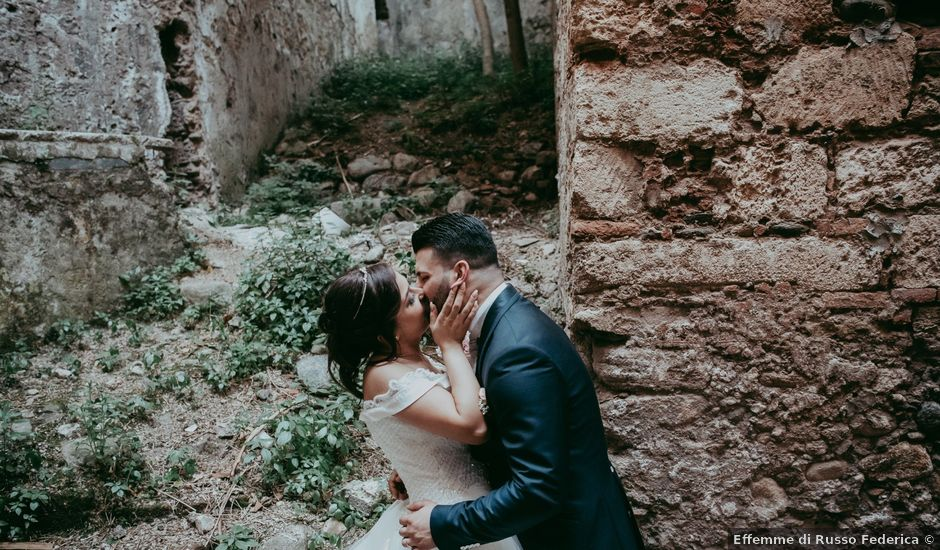 Il matrimonio di Federico e Alessia a Cosenza, Cosenza