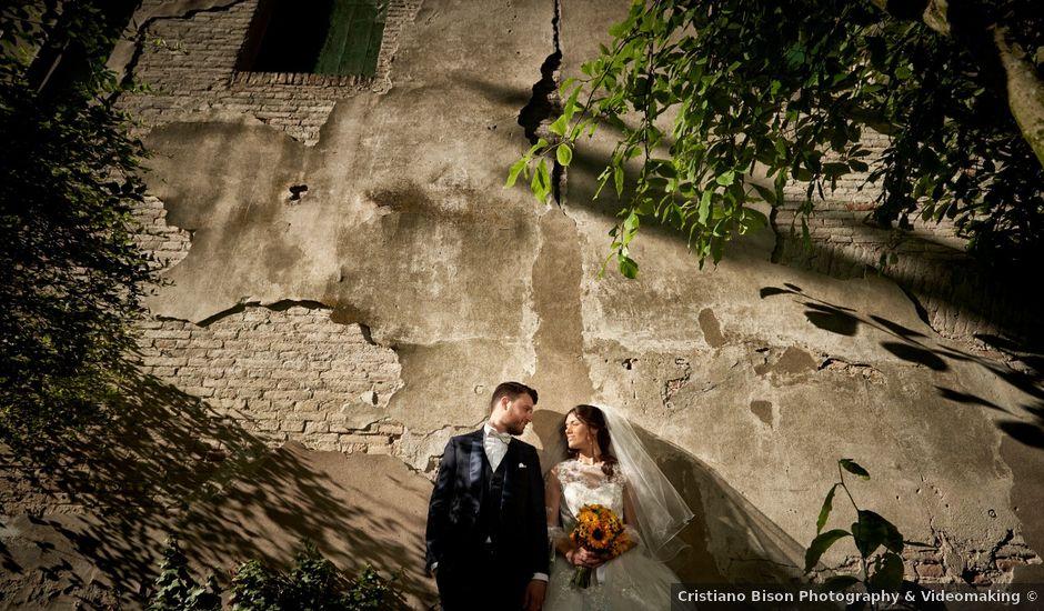 Il matrimonio di Edoardo e Alice a Cadoneghe, Padova