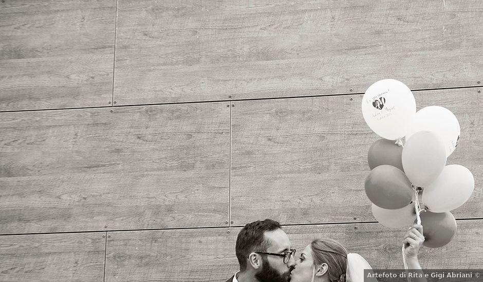 Il matrimonio di Miguel e Andrea a Lugo di Vicenza, Vicenza