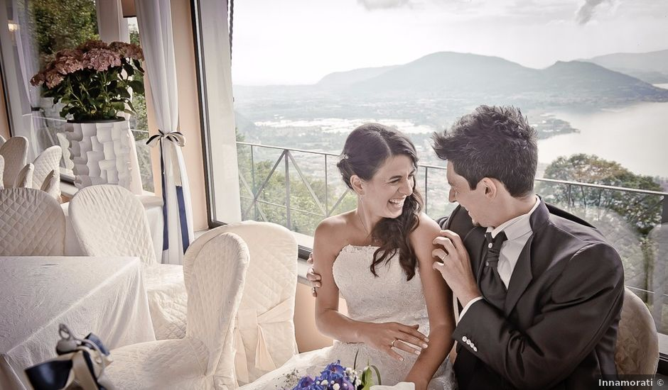 Il matrimonio di Roberto e Alessia a San Paolo d'Argon, Bergamo